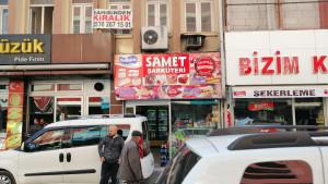 SAMET ŞARKÜTERİ