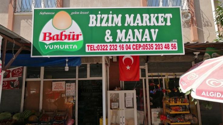 Babür yumurta Bizim Market