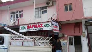 Karaisalı Sapmaz Market www.arazreklam.com