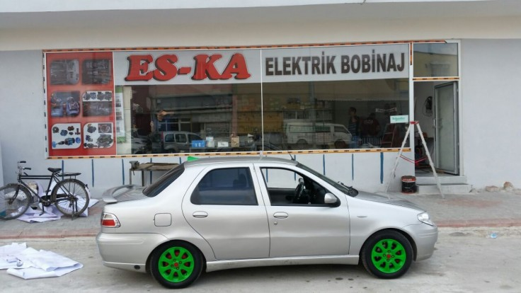 ES-KA ELEKTİRK & ELEKTRONİK