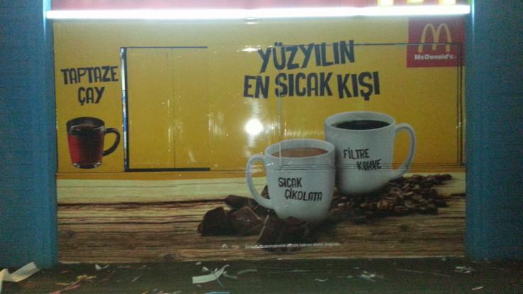 Mersin McDonald's Carrefoursa