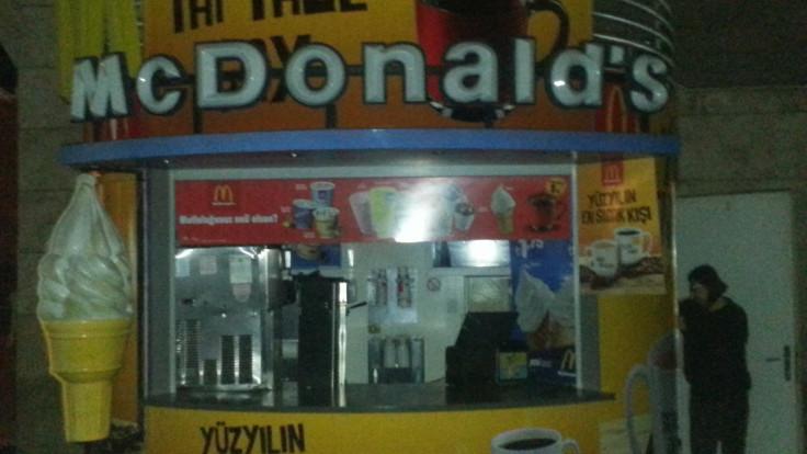 Mersin Forum McDonald's