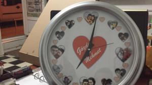 Saat Tasarımı Baskı Araz Reklam Katkılarıyla