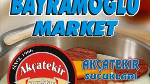 Bayramoğlu Market Araz Dijital Baski Celal Araz