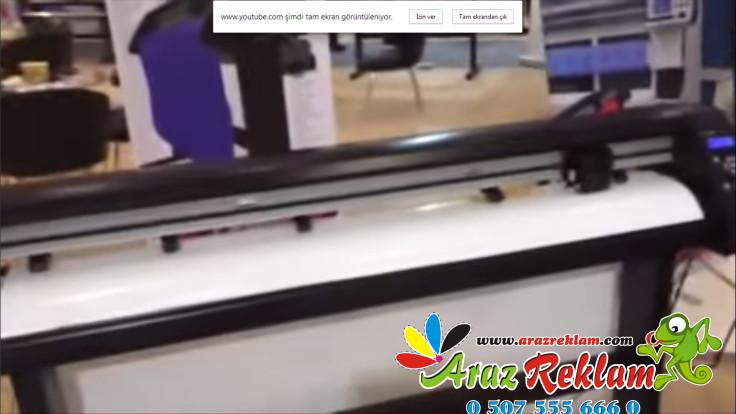 Folyo Kesim Makinası