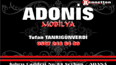 ADONİS MOBİLYA
