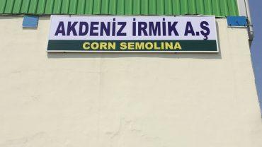 Akdeniz İrmik Fabrikası Adana Organize Sanayi Araz Reklam Katkılarıyla