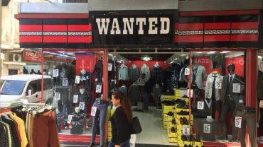 Wanted fashion İnönü Caddesinde yeni rengi ile kış sezonuna başladı Araz Reklam Katkılarıyla