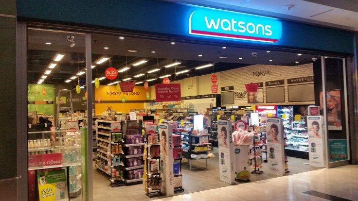 Watsons mersin palmcity