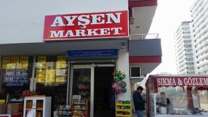 Ayşen market pınar Mahallesi