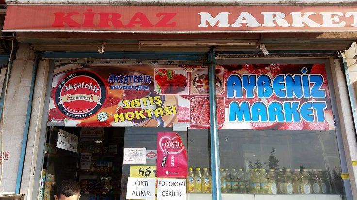 Aybeniz market