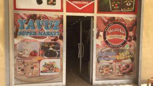 Tarsus market şarküteri ve tavukçuluk