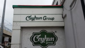 CEYHUN GROUP (AYAZ ET )