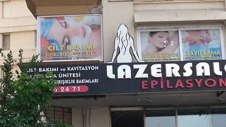 LAZER SALON EPİLASYON