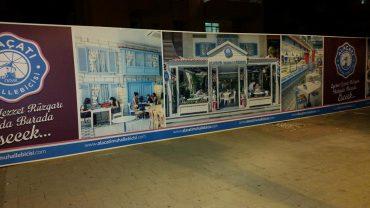 Alaçatı Muhallebicisi Şimdi Adana Turgut Özal Bulvarı'nda