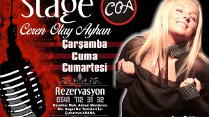 Stage By COA Ceren Olay Ayhan