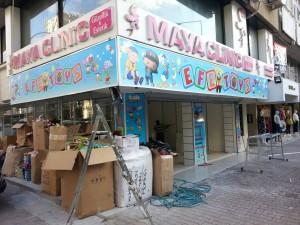 Efe Toys Gazipaşada