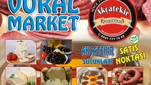 Vural market ARAZ Reklam Katkılarıyla