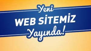 2019 Web Sitemiz Yayında