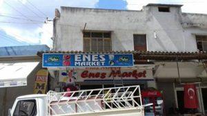 Salbaş Enes Market www.arazreklam.com