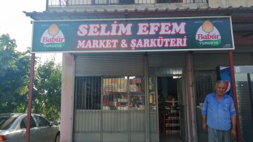 Selim efem market www.ArazReklam.com
