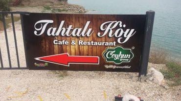 Tahtalı Köy Cafe Restaurant